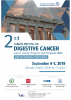 Gastric Cancer: Progress and prospects 2019